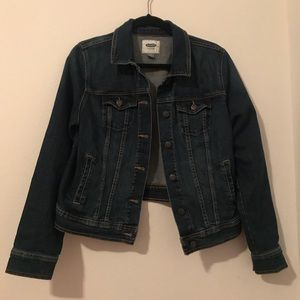 NWOT Old Navy Denim Jacket